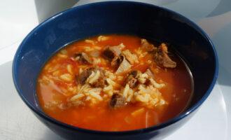 Как варить суп харчо?
